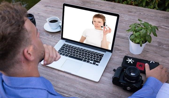 Wie geht Onlineberatung? – Einsatzvoraussetzungen für Kundengespräche.