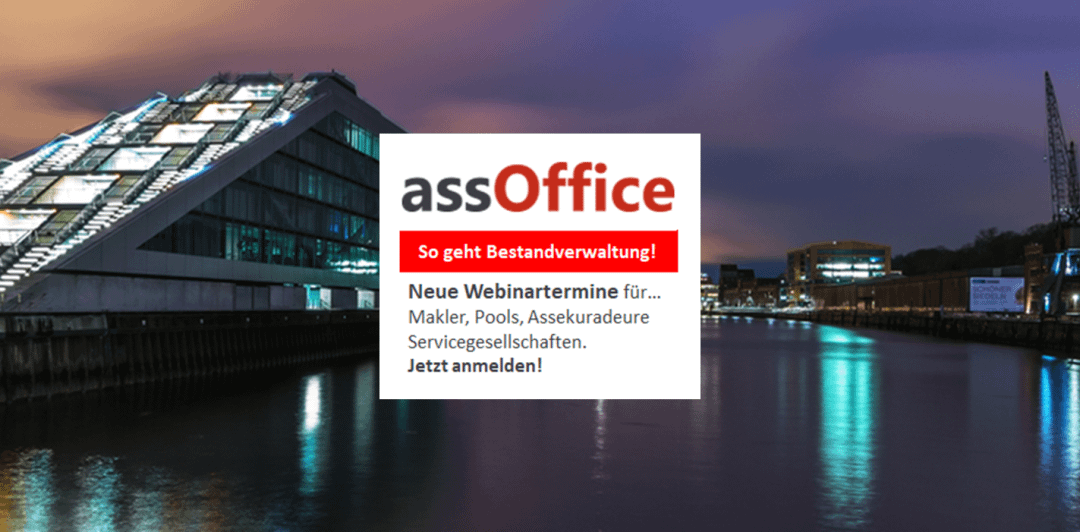 So geht Bestandsverwaltung heute! – Wie Sie mit assOffice Bestandsaufgaben automatisieren und zum Start gleich € 499 sparen.