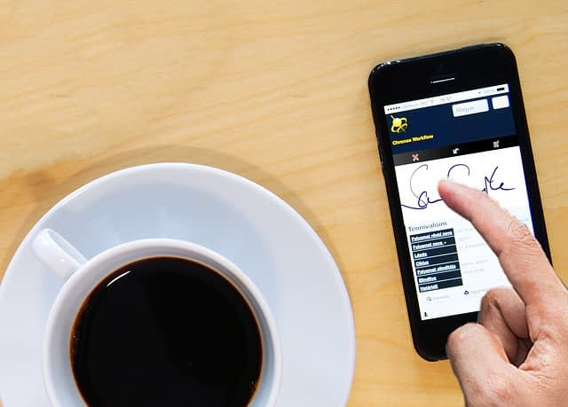 Produktneuheit:Vertragsabschluss – ganz einfach digital